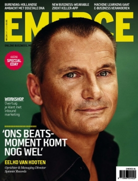 Emerce 134, iOS, Android & Windows 10 magazine