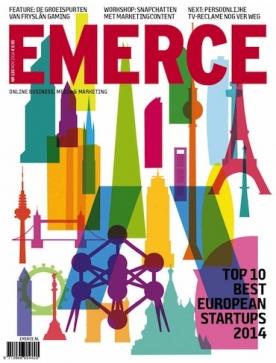Emerce 135, iOS & Android  magazine