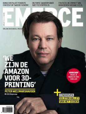 Emerce 137, iOS & Android  magazine