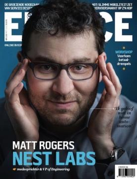 Emerce 138, iOS, Android & Windows 10 magazine