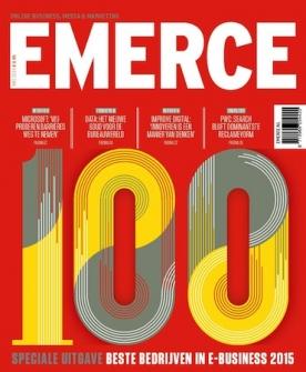 Emerce 100, iOS & Android  magazine