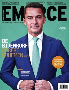Emerce 140, iOS, Android & Windows 10 magazine