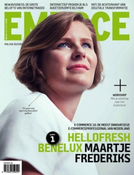 Emerce 141, iOS, Android & Windows 10 magazine