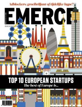 Emerce 144, iOS, Android & Windows 10 magazine