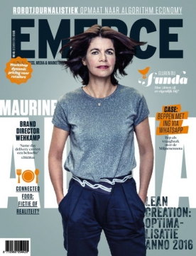 Emerce 145, iOS & Android  magazine