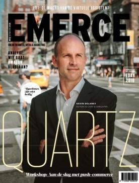 Emerce 152, iOS, Android & Windows 10 magazine