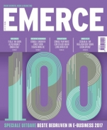 Emerce 100 100, iOS, Android & Windows 10 magazine