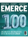 Emerce 100, iOS & Android  magazine