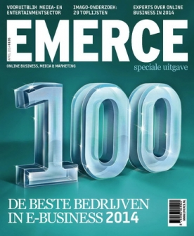 Emerce 100, iOS, Android & Windows 10 magazine
