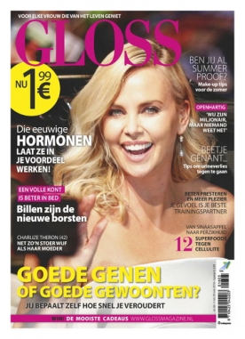 Gloss 66, iOS & Android  magazine