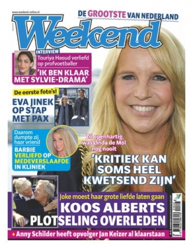 Weekend 40, iOS & Android  magazine