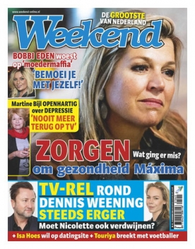 Weekend 45, iOS & Android  magazine