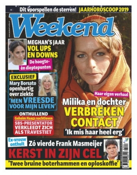 Weekend 52, iOS & Android  magazine
