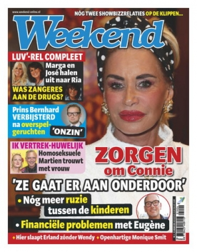 Weekend 4, iOS & Android  magazine