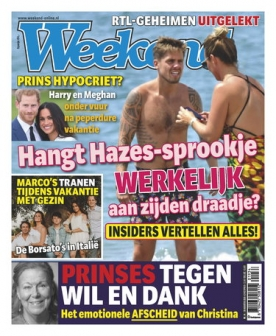 Weekend 34, iOS & Android  magazine