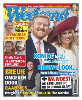 Weekend 36, iOS & Android  magazine