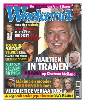 Weekend 37, iOS & Android  magazine