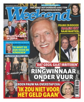 Weekend 42, iOS & Android  magazine