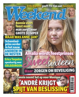 Weekend 48, iOS & Android  magazine