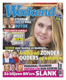 Weekend 1, iOS & Android  magazine