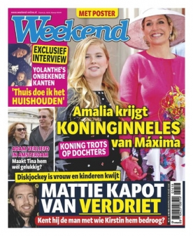 Weekend 18, iOS & Android  magazine