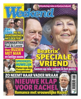 Weekend 38, iOS & Android  magazine