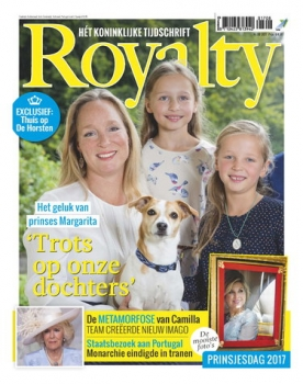 Royalty 8, iOS, Android & Windows 10 magazine