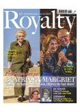 Royalty 10, iOS & Android  magazine