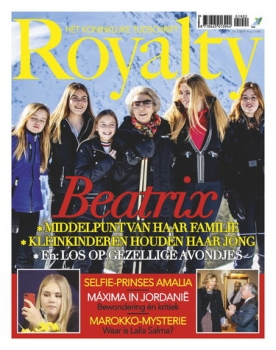 Royalty 2, iOS & Android  magazine