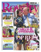 Royalty 5, iOS & Android  magazine