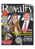 Royalty 7, iOS & Android  magazine