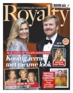 Royalty 8, iOS & Android  magazine
