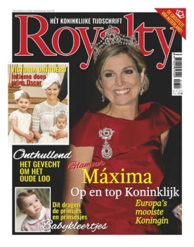 Royalty 5, iOS & Android  magazine
