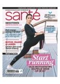 Sante 1, iOS & Android  magazine