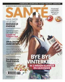 Sante 4, iOS, Android & Windows 10 magazine