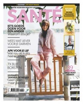 Sante 9, iOS & Android  magazine