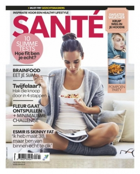 Sante 11, iOS & Android  magazine