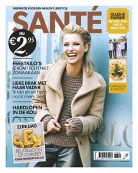 Sante 12, iOS & Android  magazine