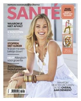 Sante 8, iOS & Android  magazine
