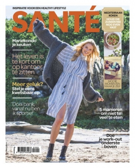 Sante 9, iOS & Android  magazine