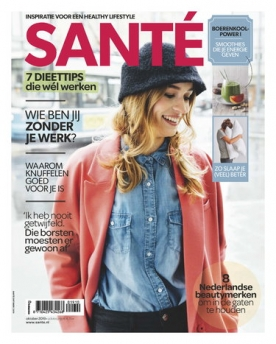 Sante 10, iOS & Android  magazine