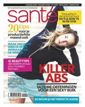 Sante 2, iOS & Android  magazine