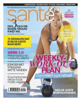 Sante 4, iOS, Android & Windows 10 magazine