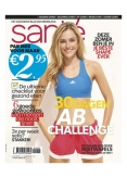 Sante 5, iOS & Android  magazine