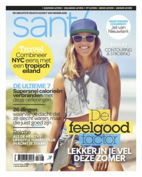 Sante 8, iOS & Android  magazine