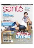 Sante 10, iOS & Android  magazine