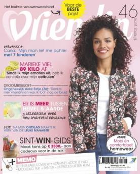 Vriendin 46, iOS & Android  magazine