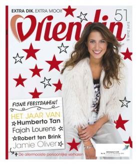 Vriendin 51, iOS & Android  magazine