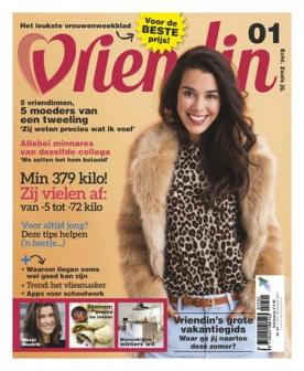 Vriendin 1, iOS & Android  magazine