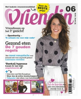 Vriendin 6, iOS, Android & Windows 10 magazine